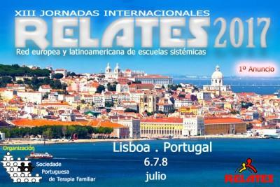 1º Anuncio  J. RELATES 2017 - Espanhol